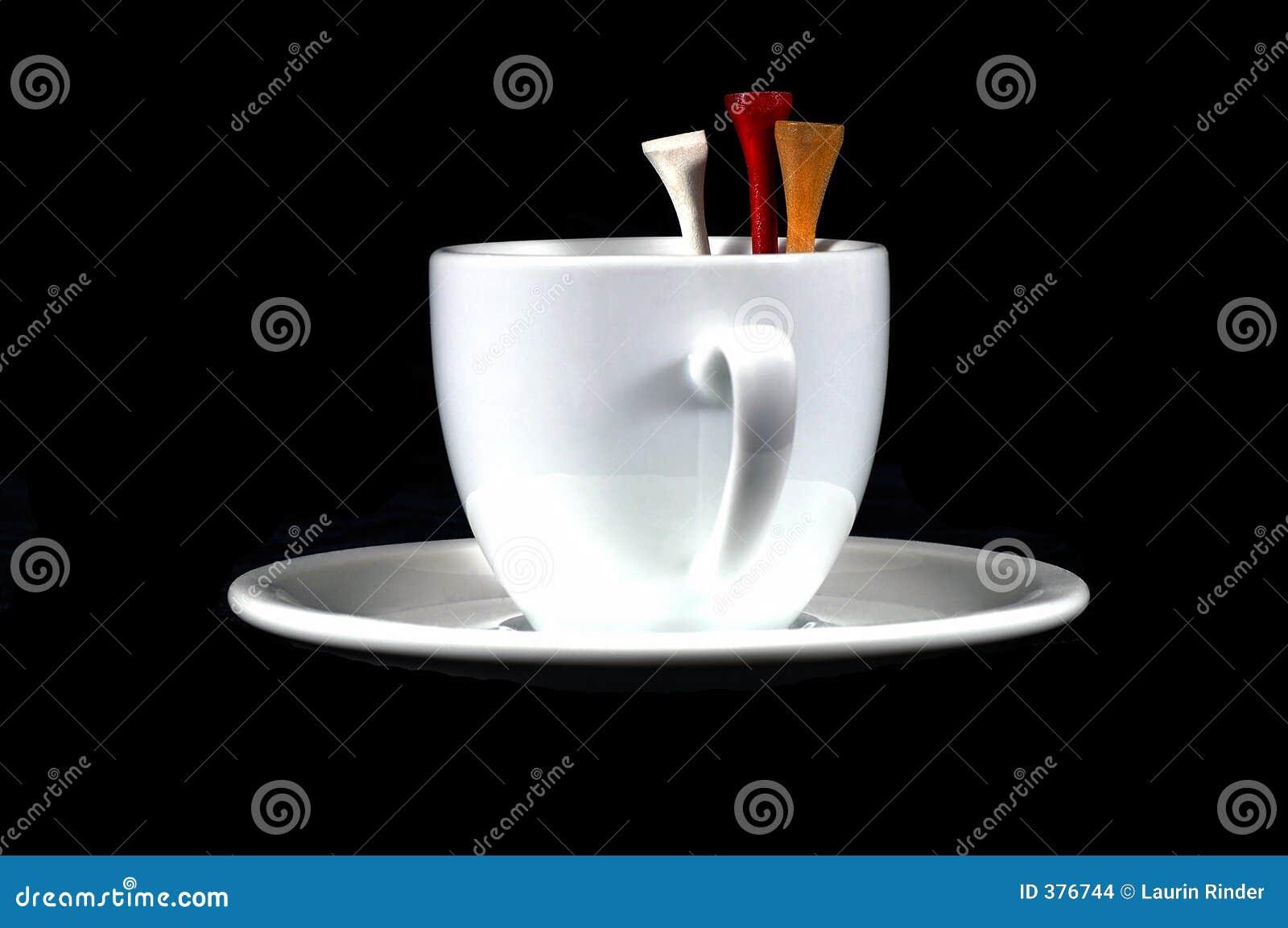 Cuvette de té