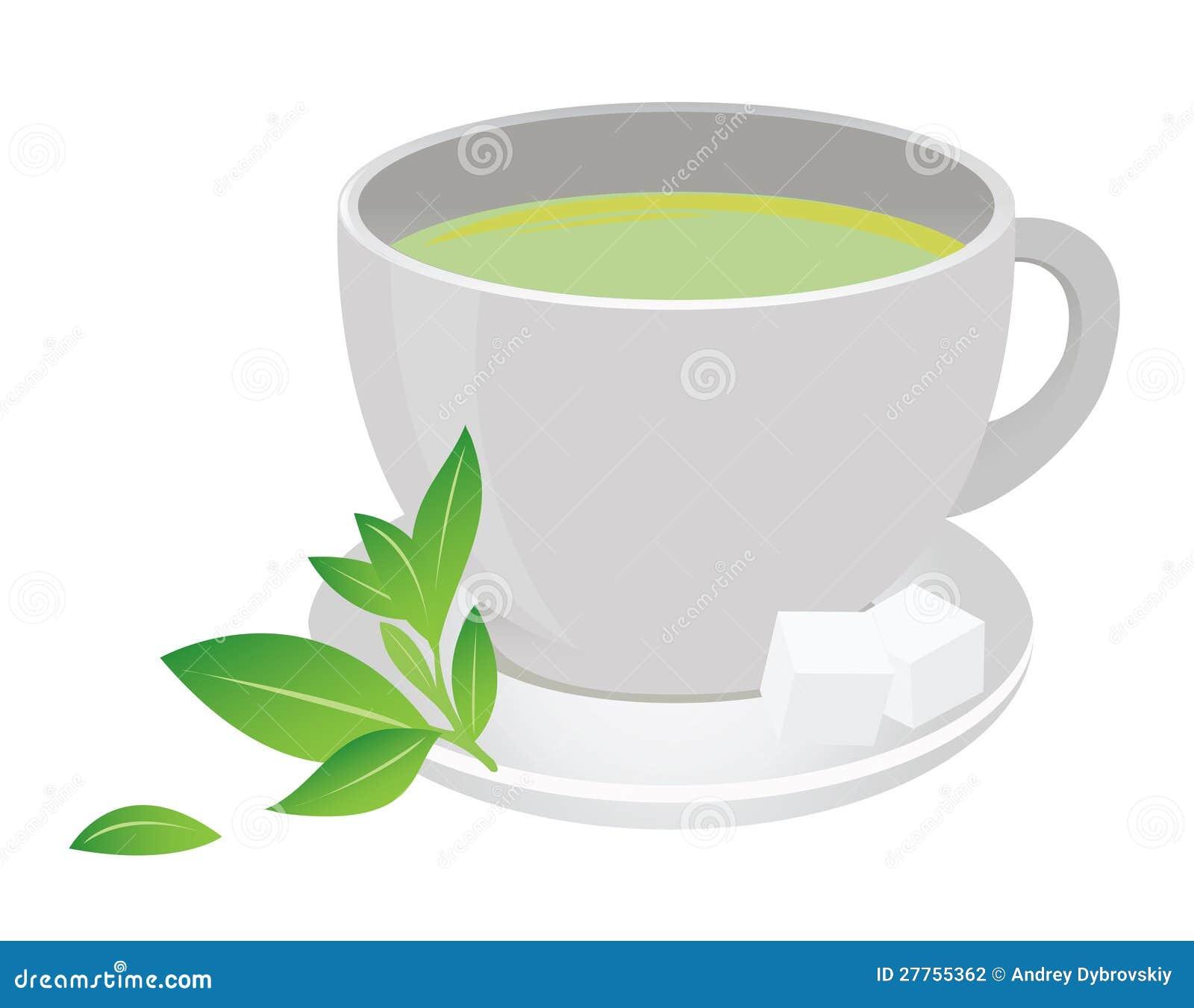 Cuvette de thé