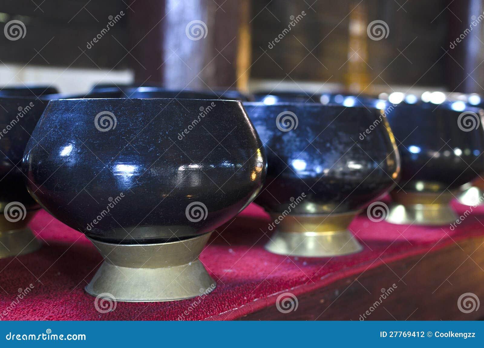 Cuvettes de l aumône du moine
