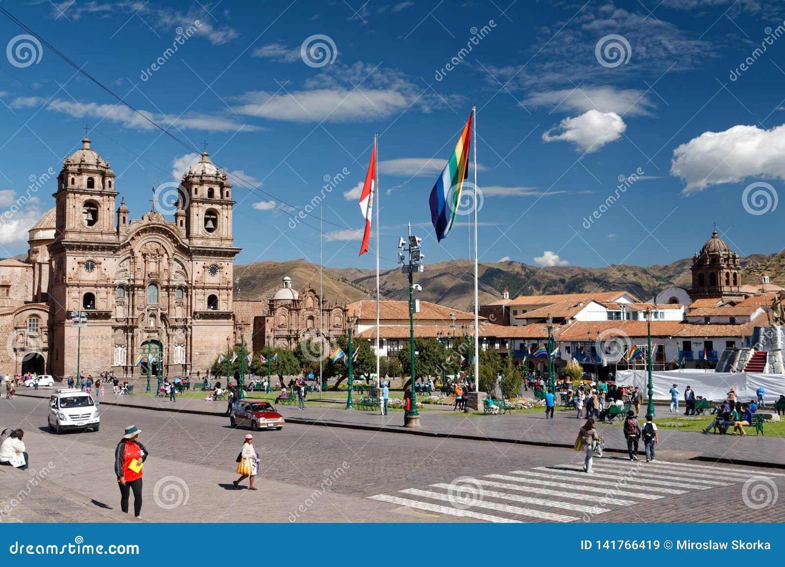 Cuzco - l ancienne capitale de l empire 4 d Inca
