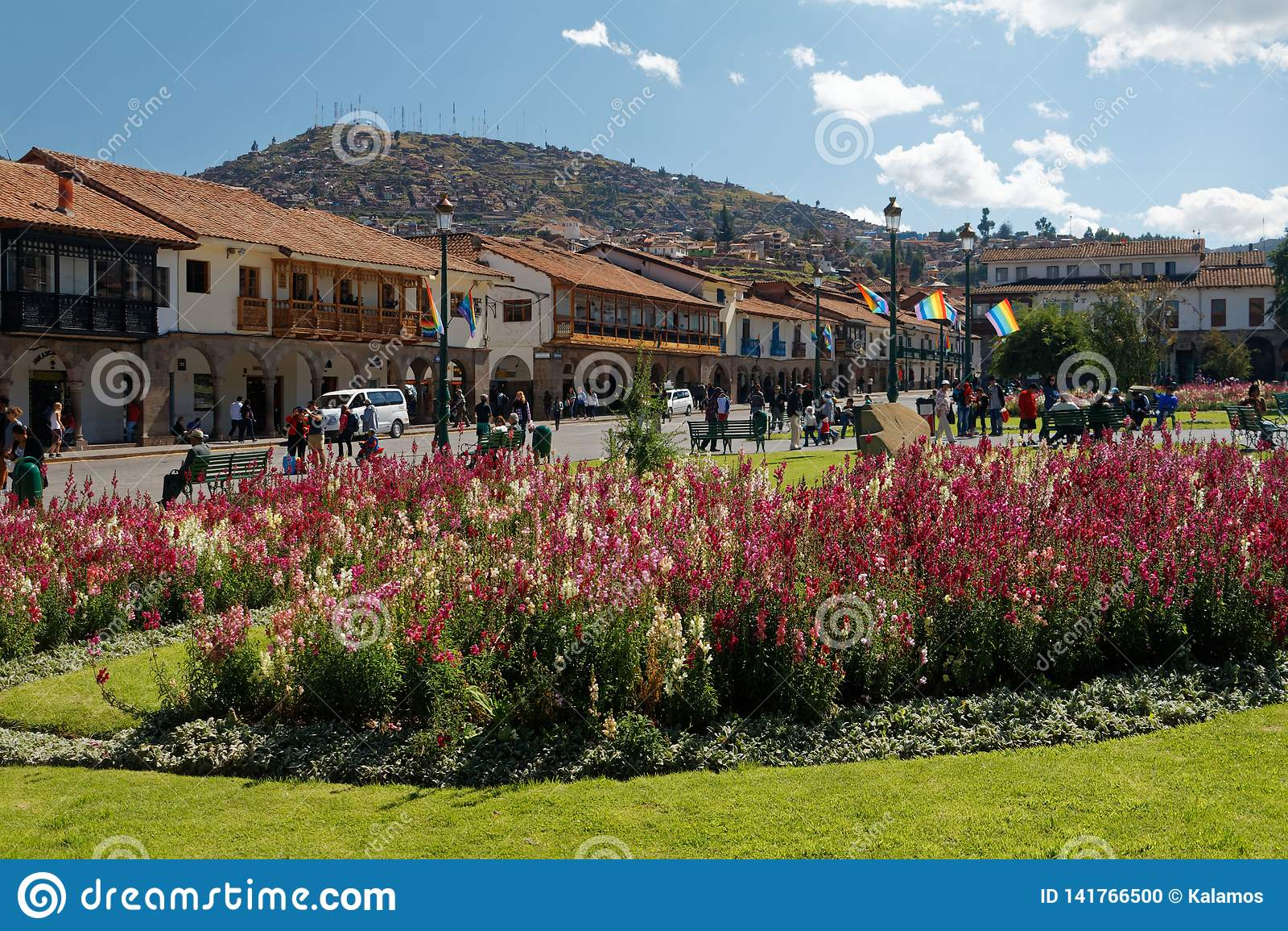 Cuzco - l ancienne capitale de l empire 5 d Inca