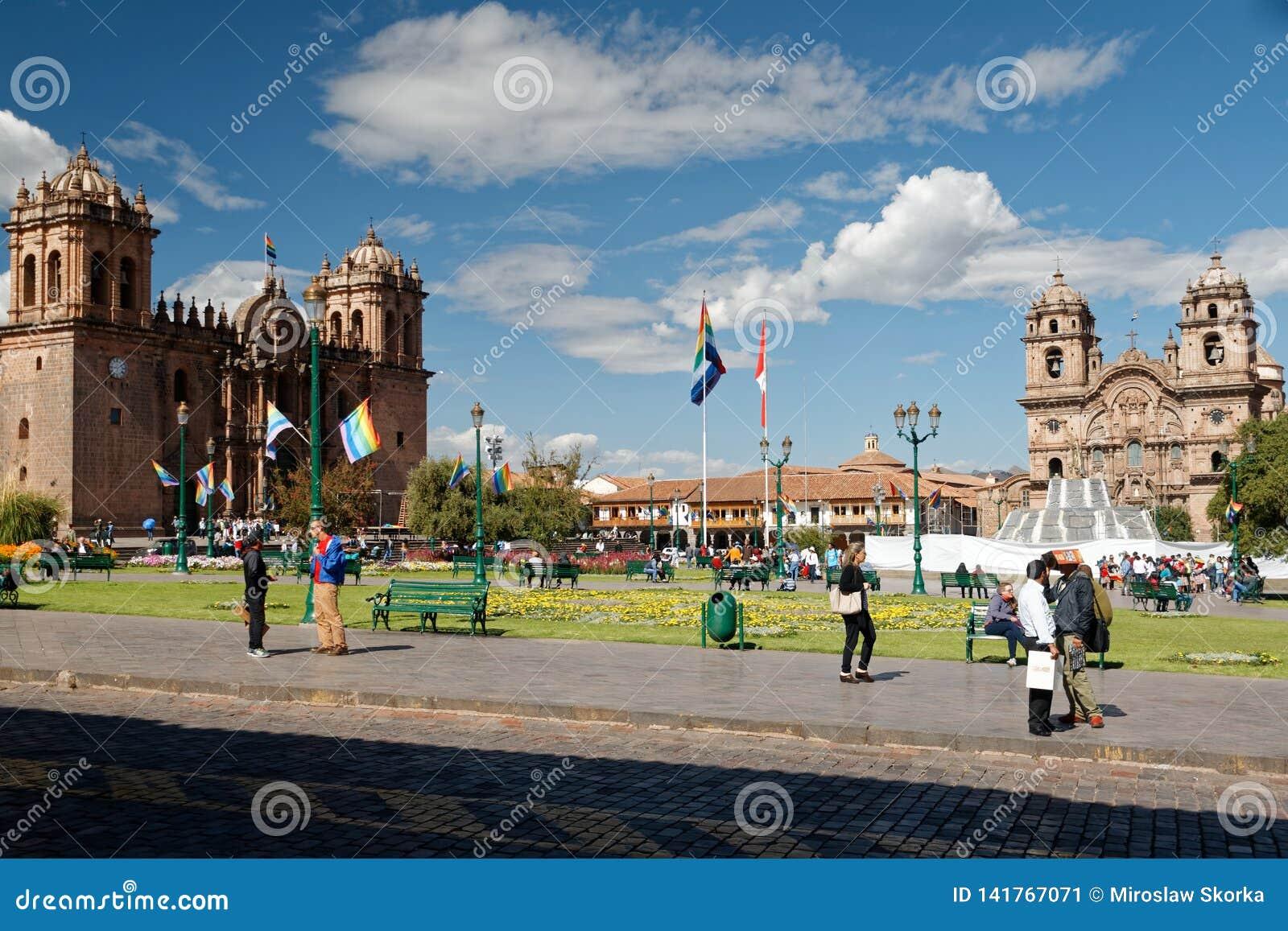 Cuzco - l ancienne capitale de l empire 7 d Inca