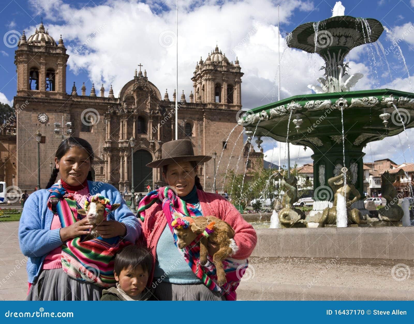 Cuzco - Local People - Peru Editorial Image - Image: 16437170