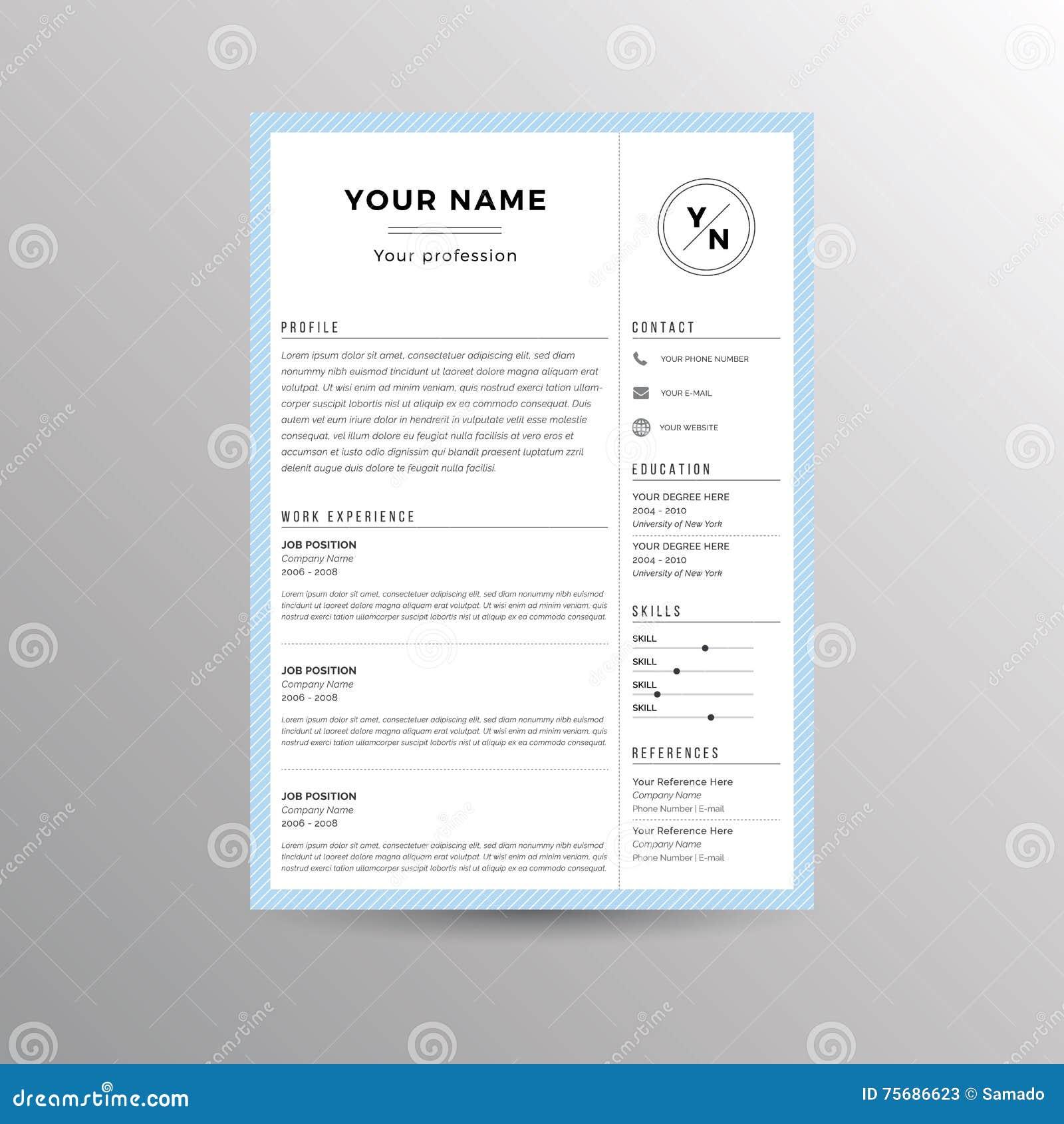 personal keywords apple resume