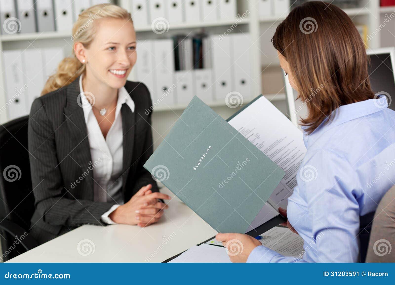 Cv van onderneemsterreading female candidate bij Bureau
