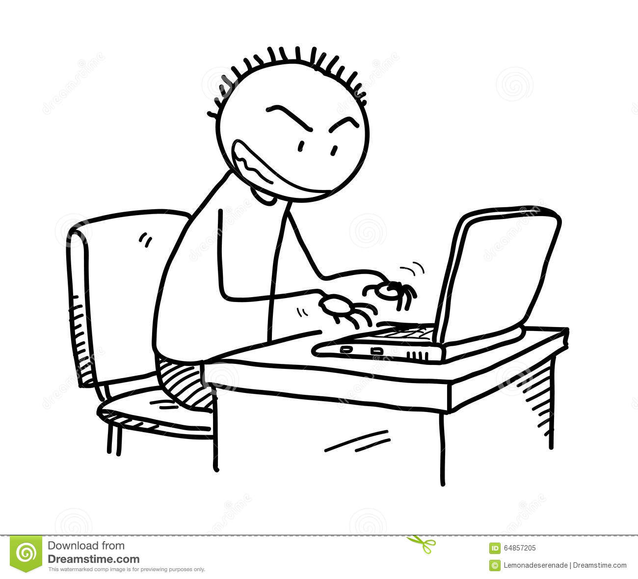 Image result for cybercrime clipart