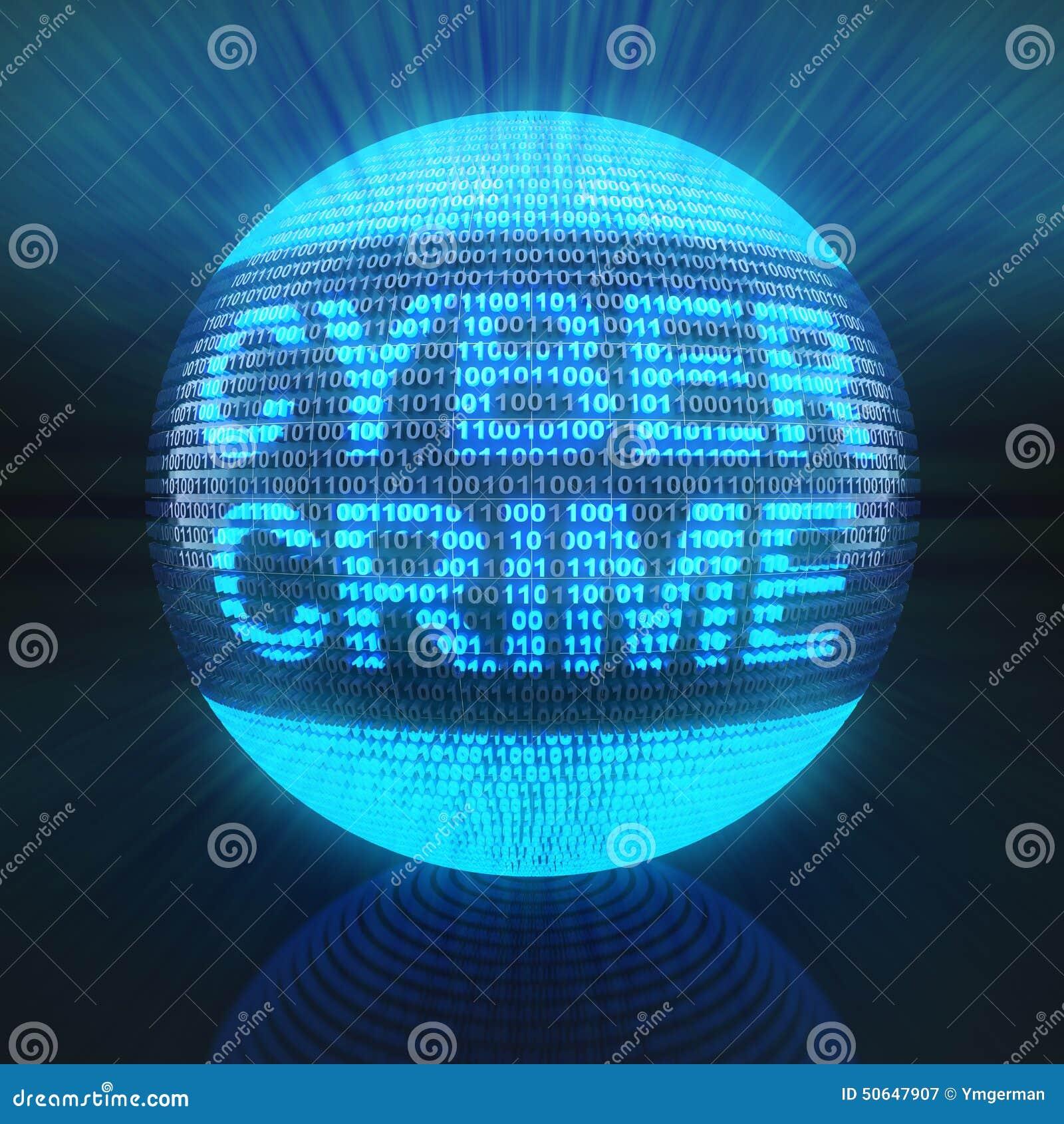 Cyber Crime Stock Illustration Image 50647907