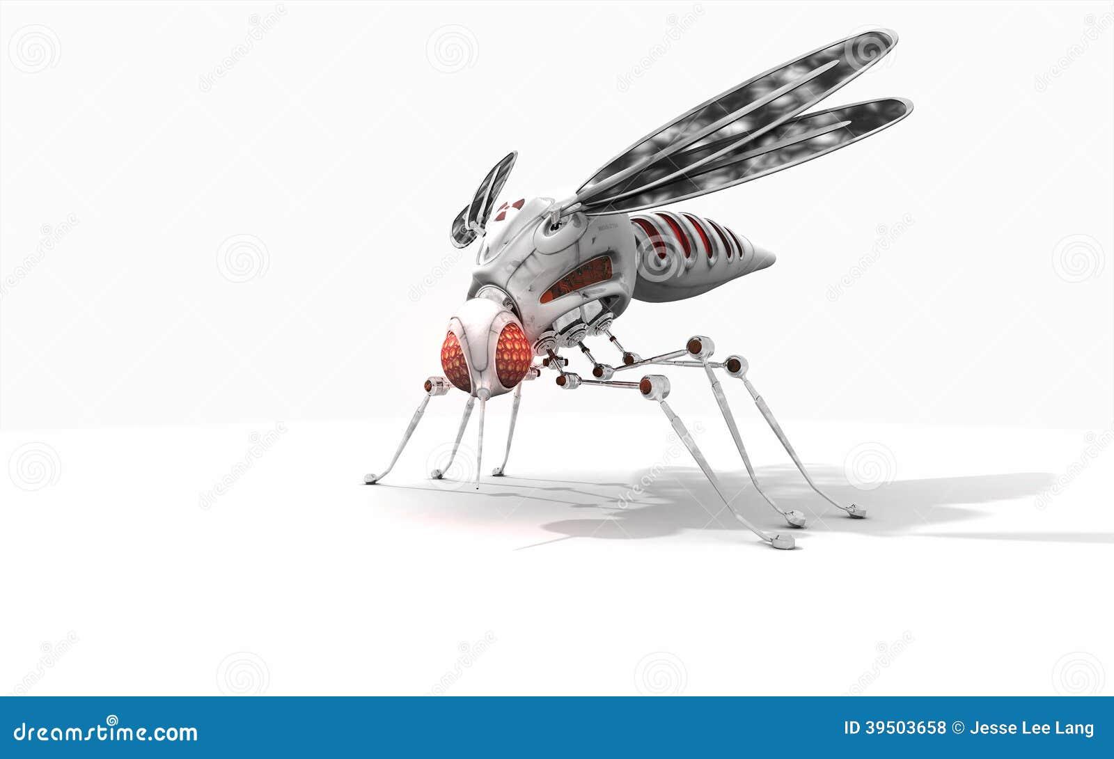 Cyber mosquito