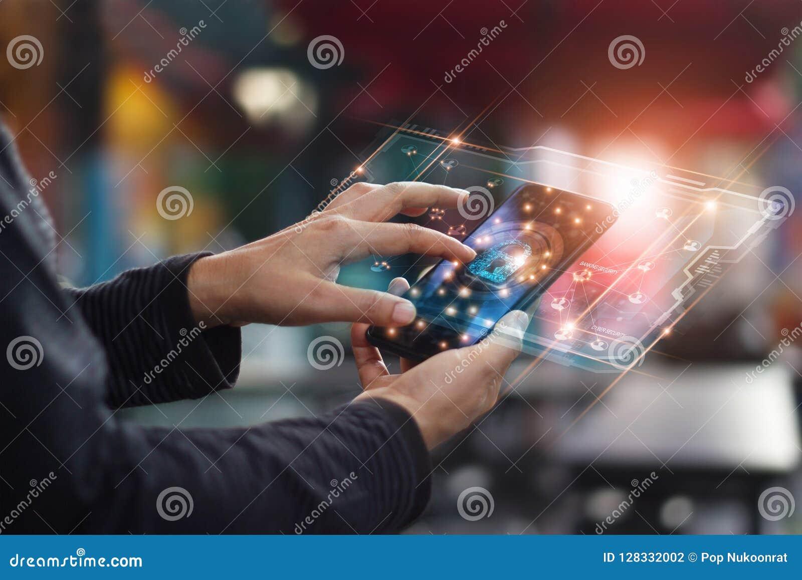 Cyber ochrona Dane ochrony pojęcie Bankowości ochrona