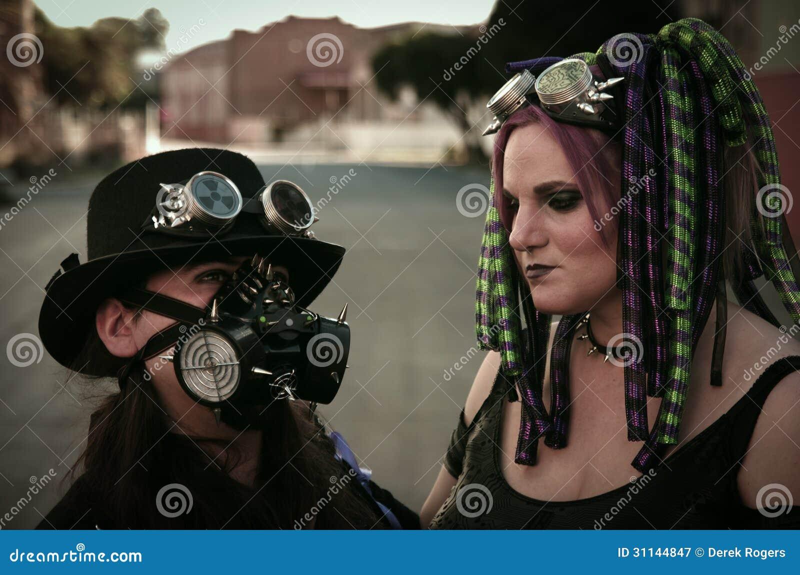 Cyber Punkpaar #2
