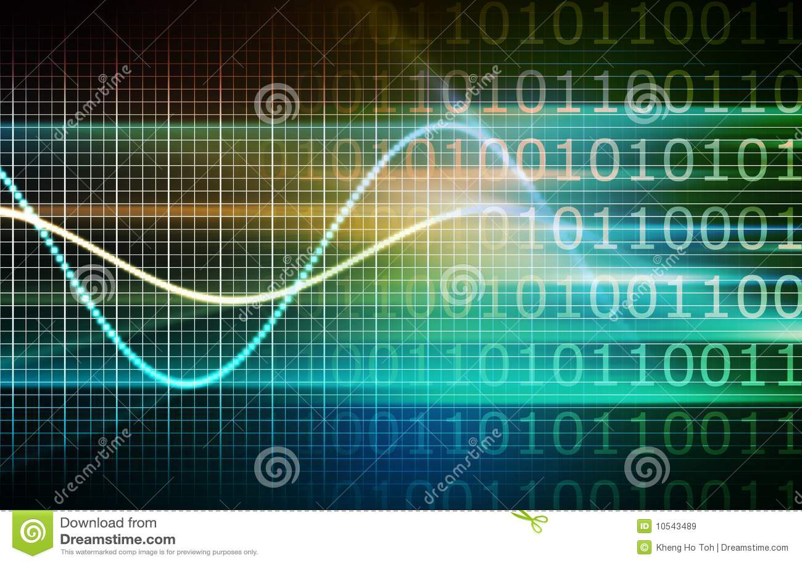 Cyber-Sicherheits-Netz