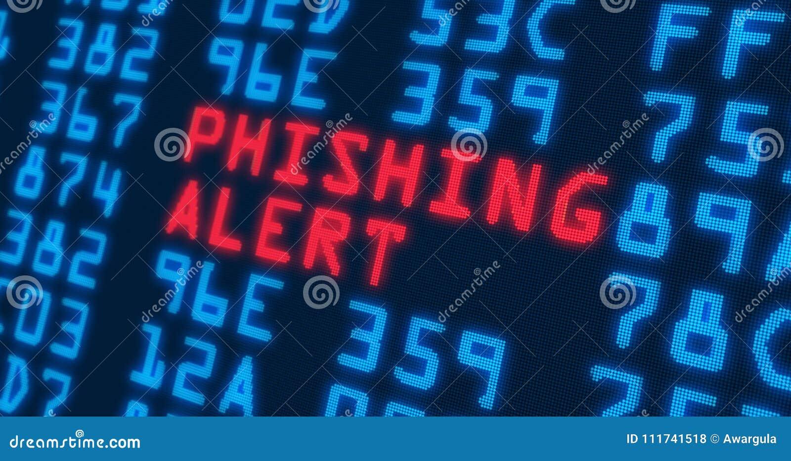 """Cyber veiligheid modewoorden†""""phishing alarm"""