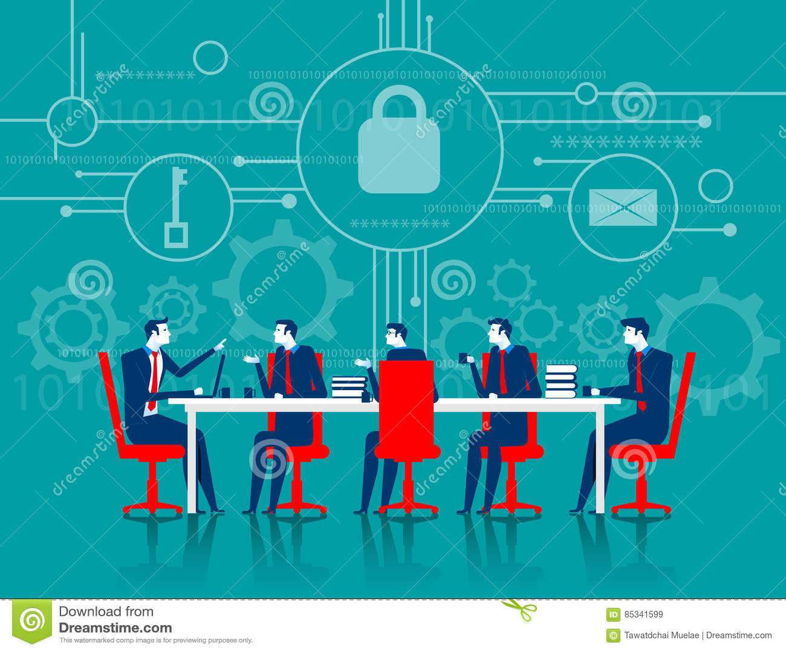 CyberSecurity 业务会议安全