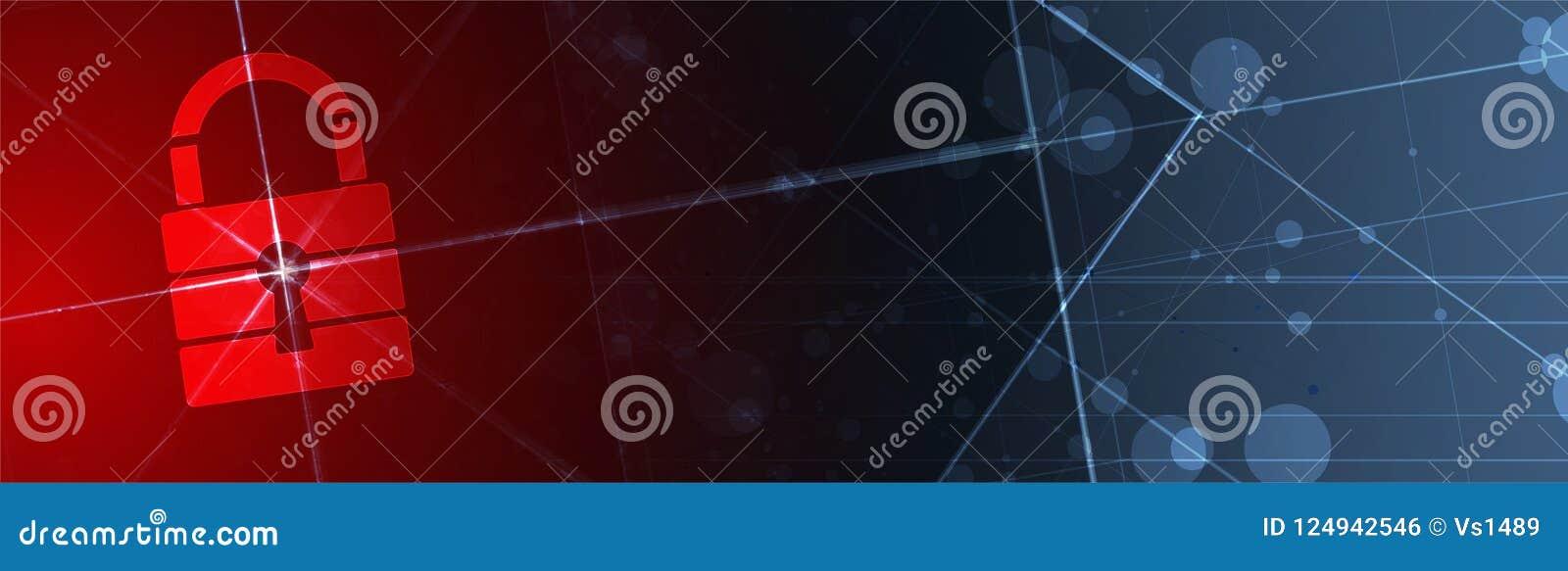 Cybersecurity e proteção da informação ou da rede Tecnologia futura