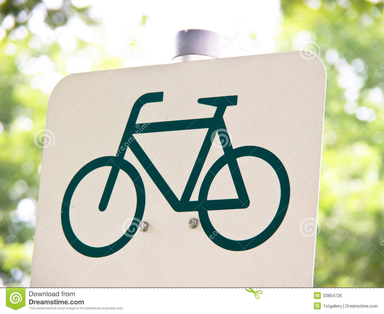 Cycle route sign (1)