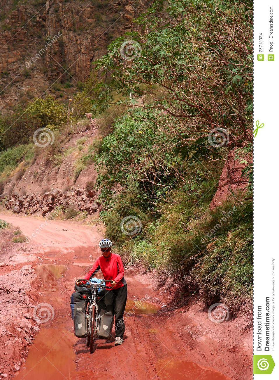 Cycle touring in China