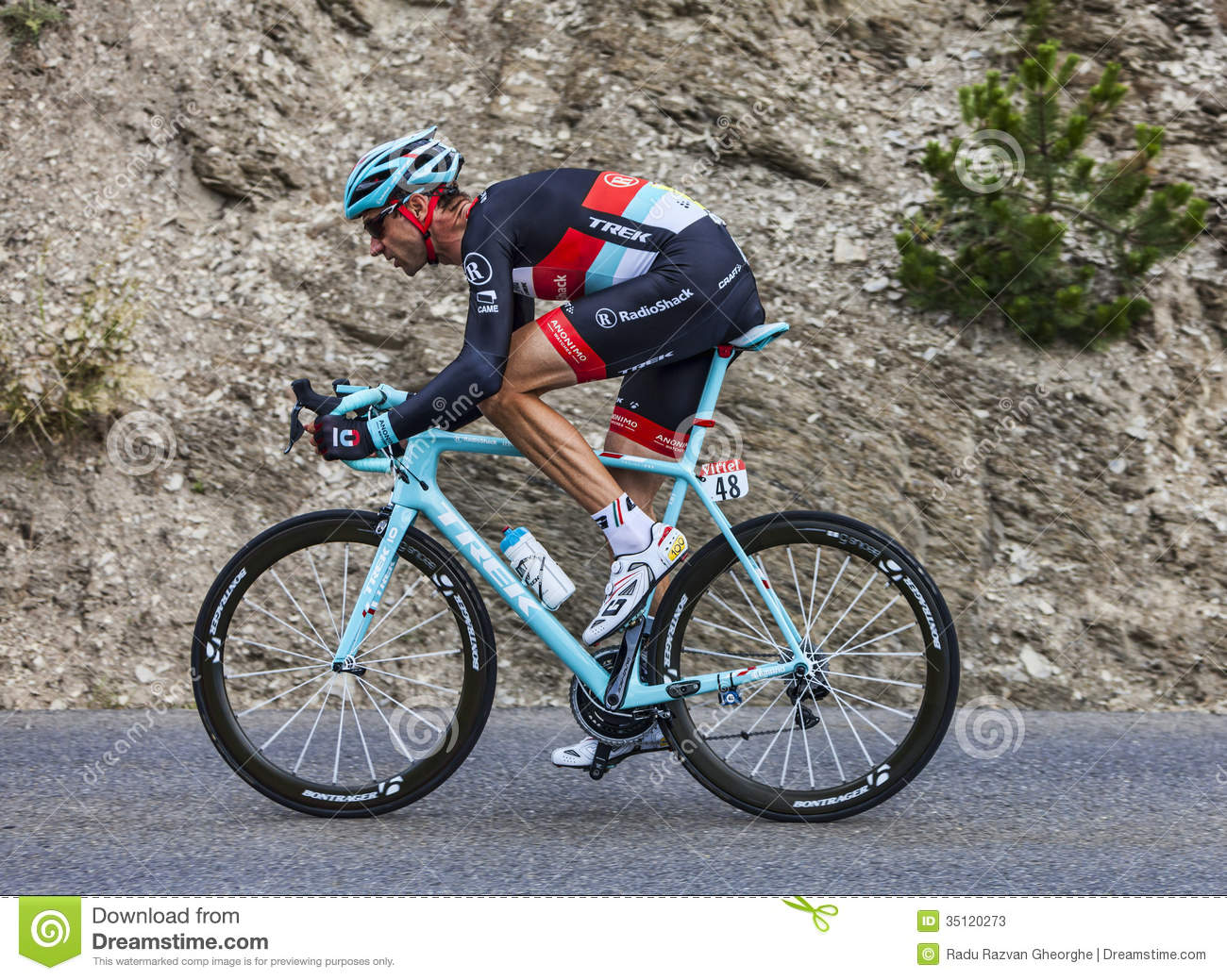 The Cyclist Jens Voigt Editorial Stock Photo Image 35120273