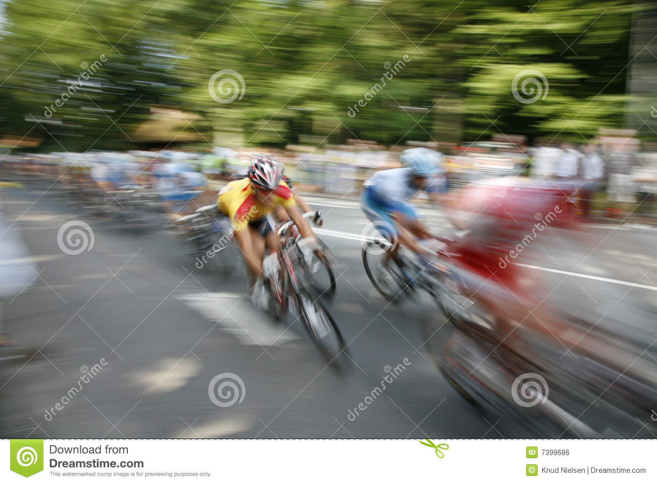 Cyclistes prompts