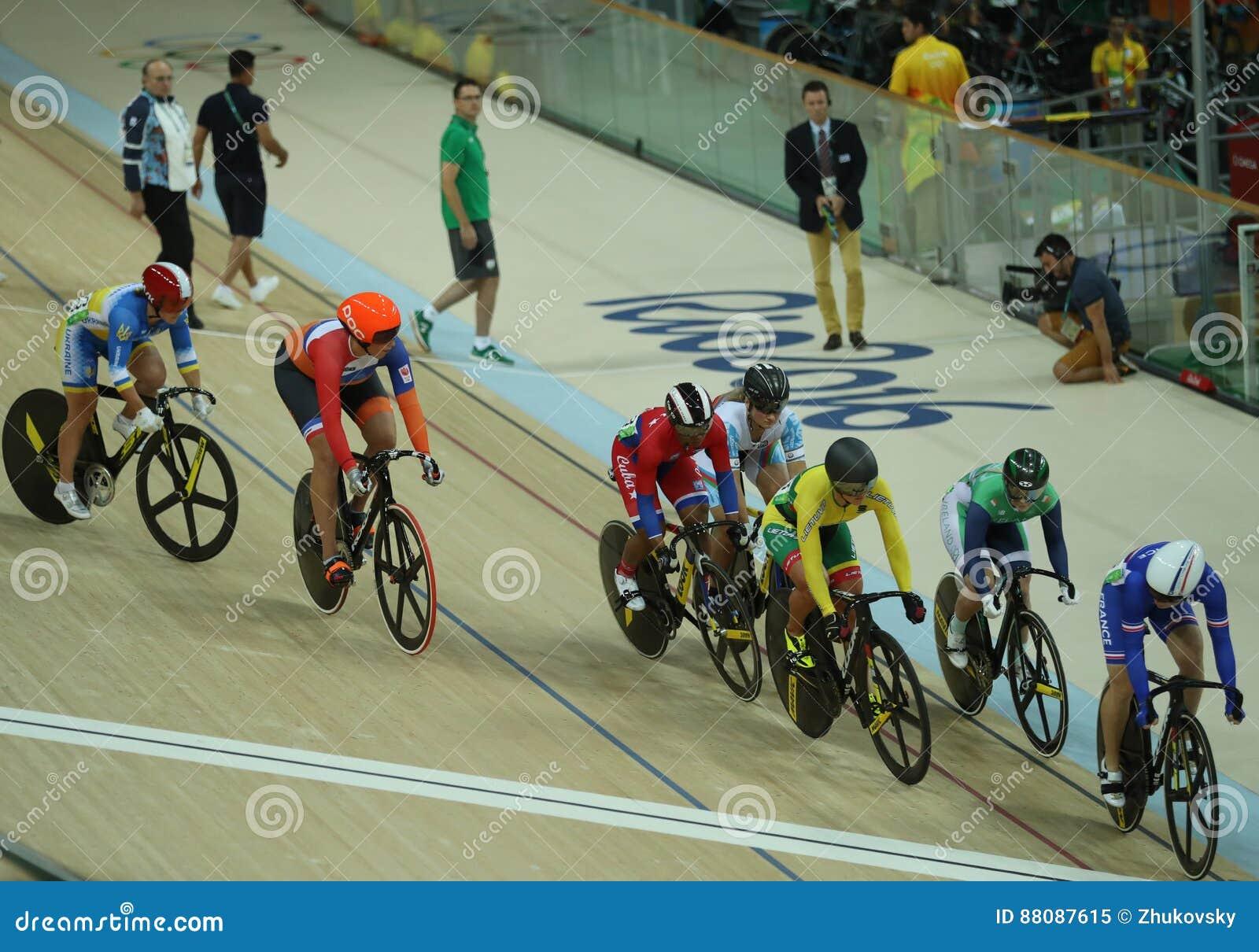 Brazilian Track Cycling