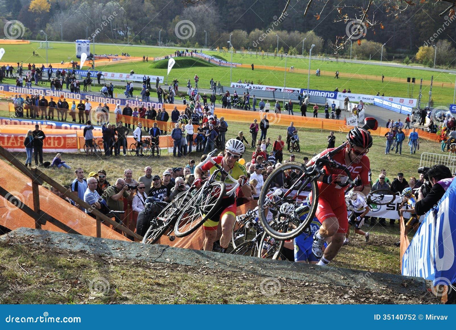Cyclo Cross UCI Czech Republic 2013 Editorial Photography ...