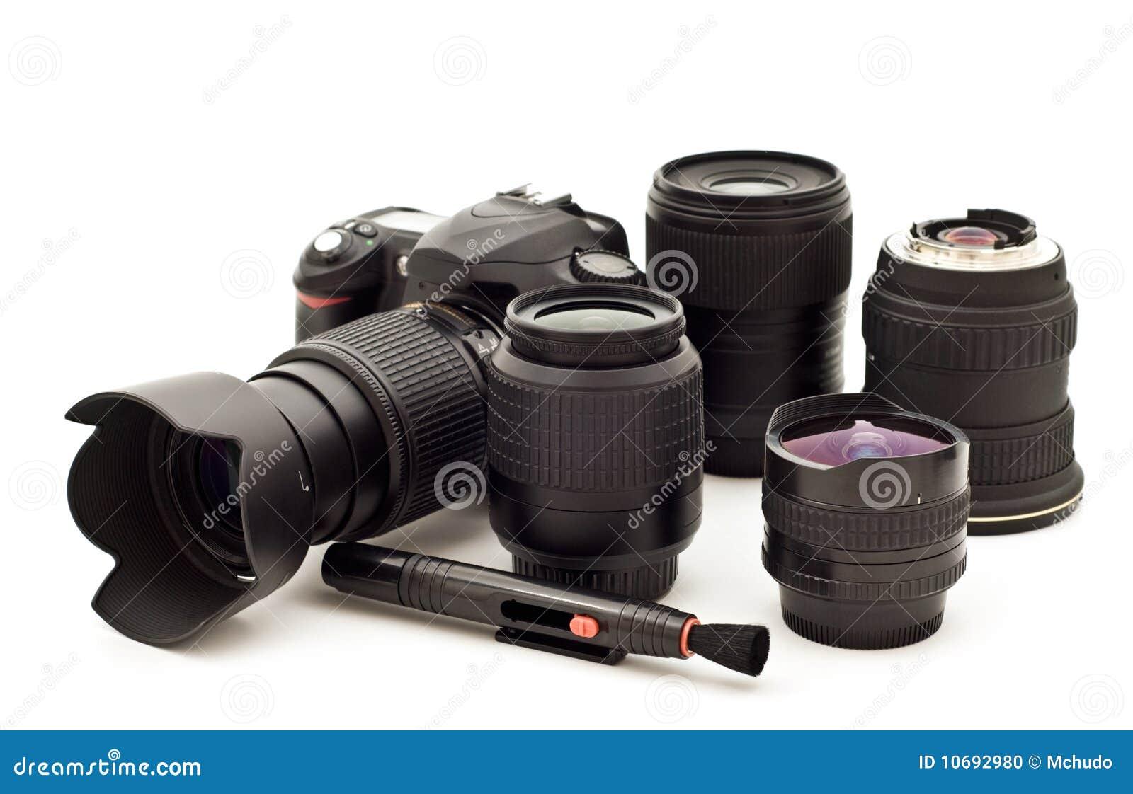 Cyfrowa kamery fotografia