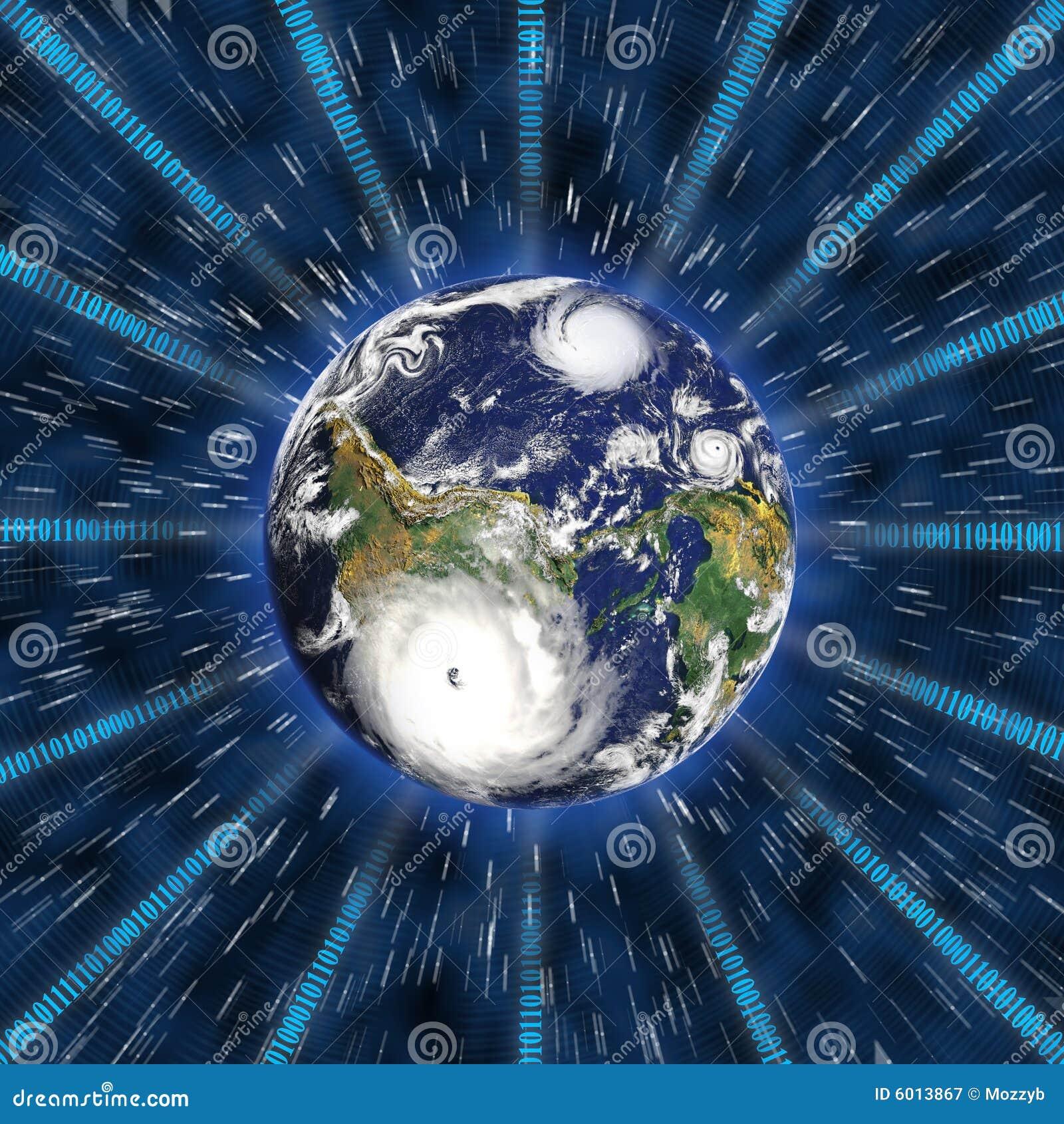 Cyfrowa technologii komunikacji ziemi