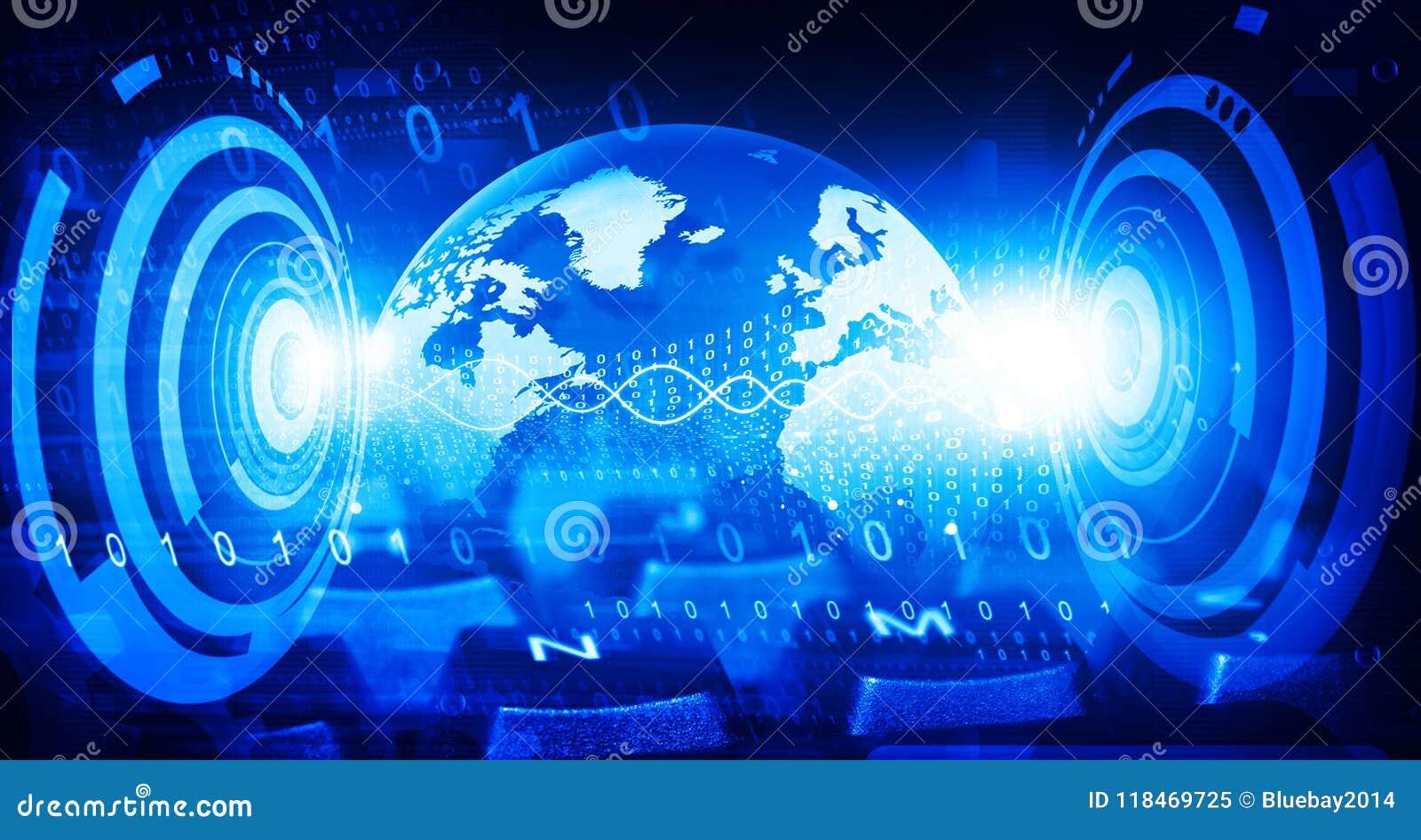 Cyfrowego świat
