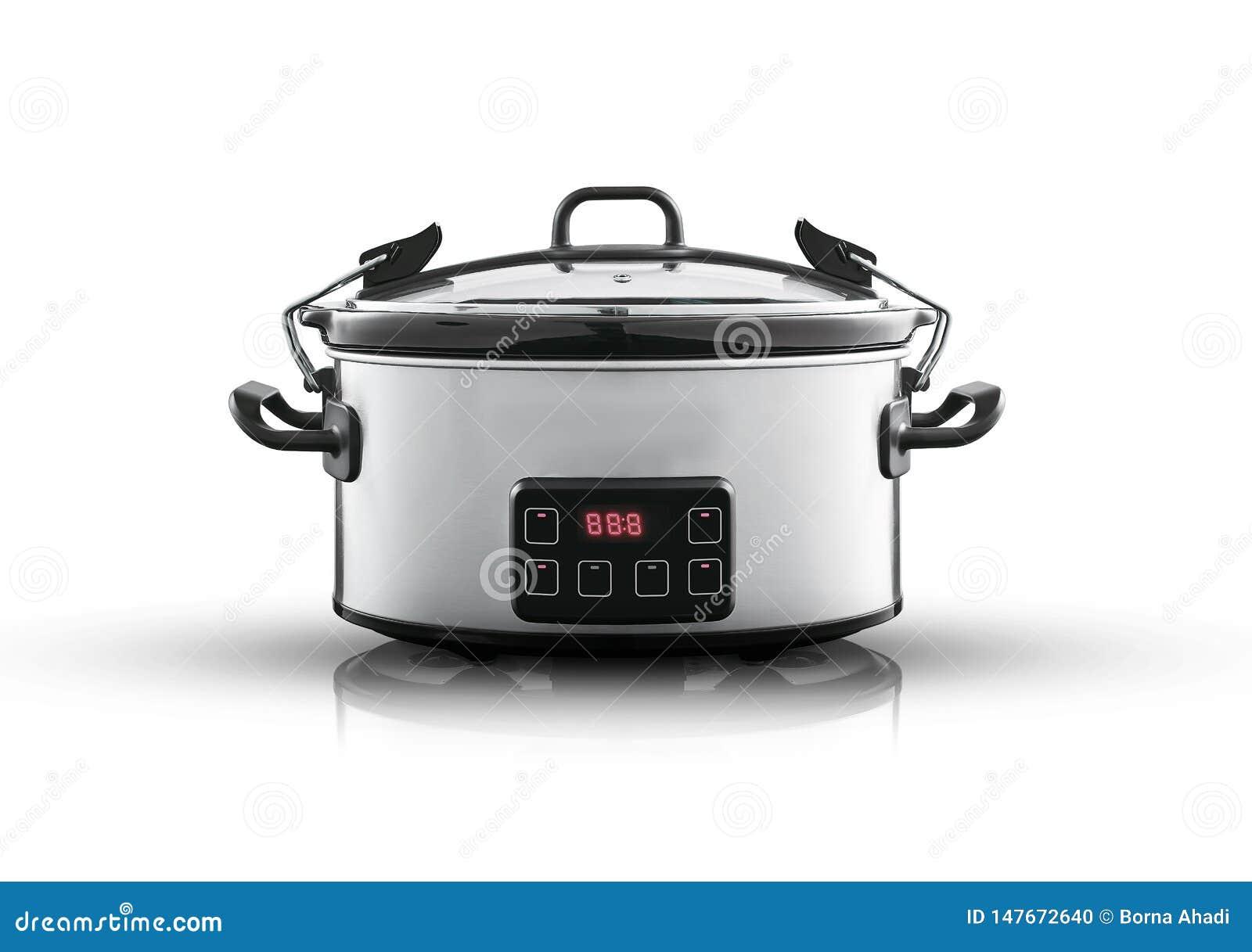 Cyfrowej elektroniczna kuchenka