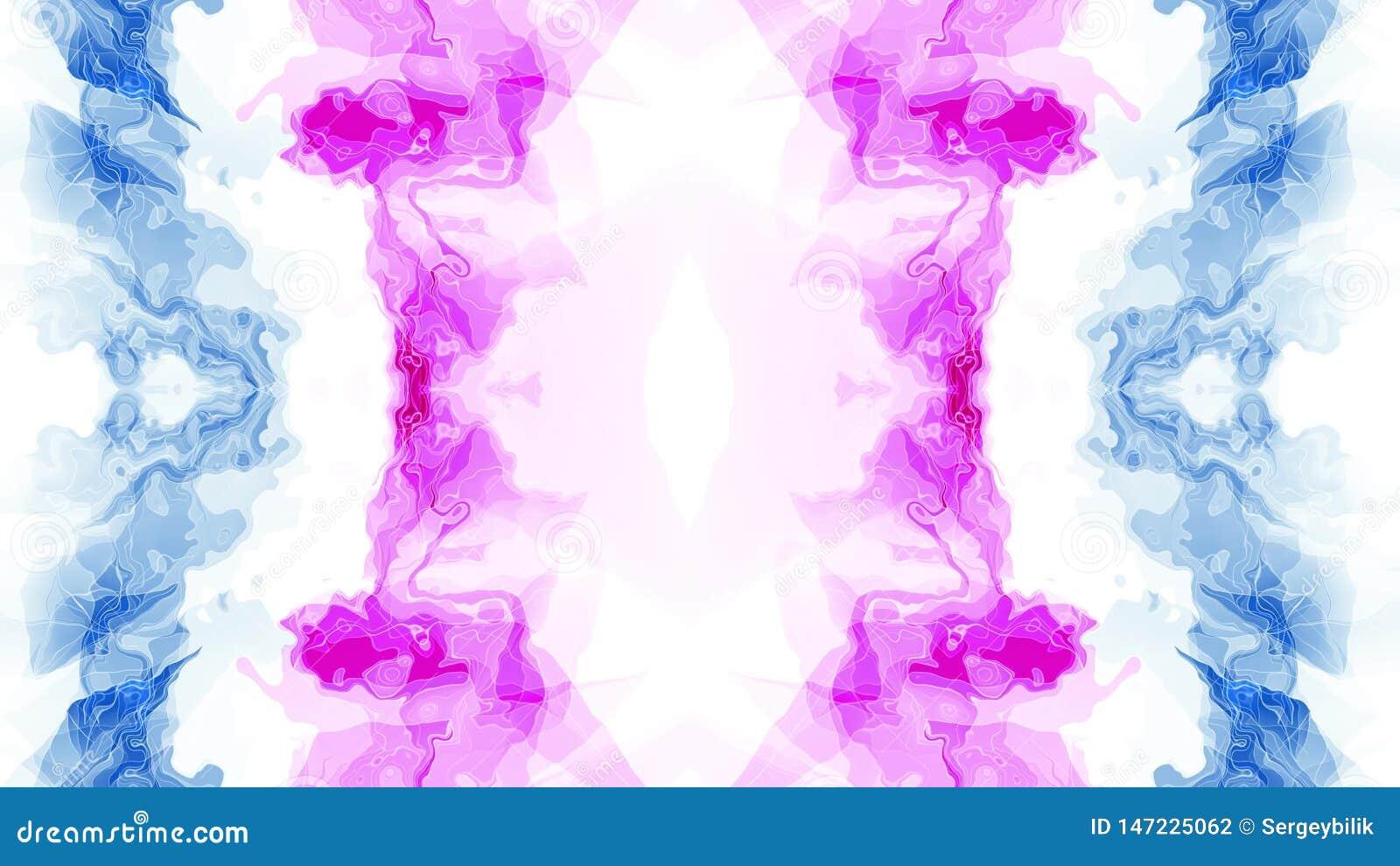Cyfrowej farby chmury falowania t?a ilo?ci niespokojnej energetycznej neonowej mi?kkiej kalejdoskopowej nowej unikalnej sztuki el