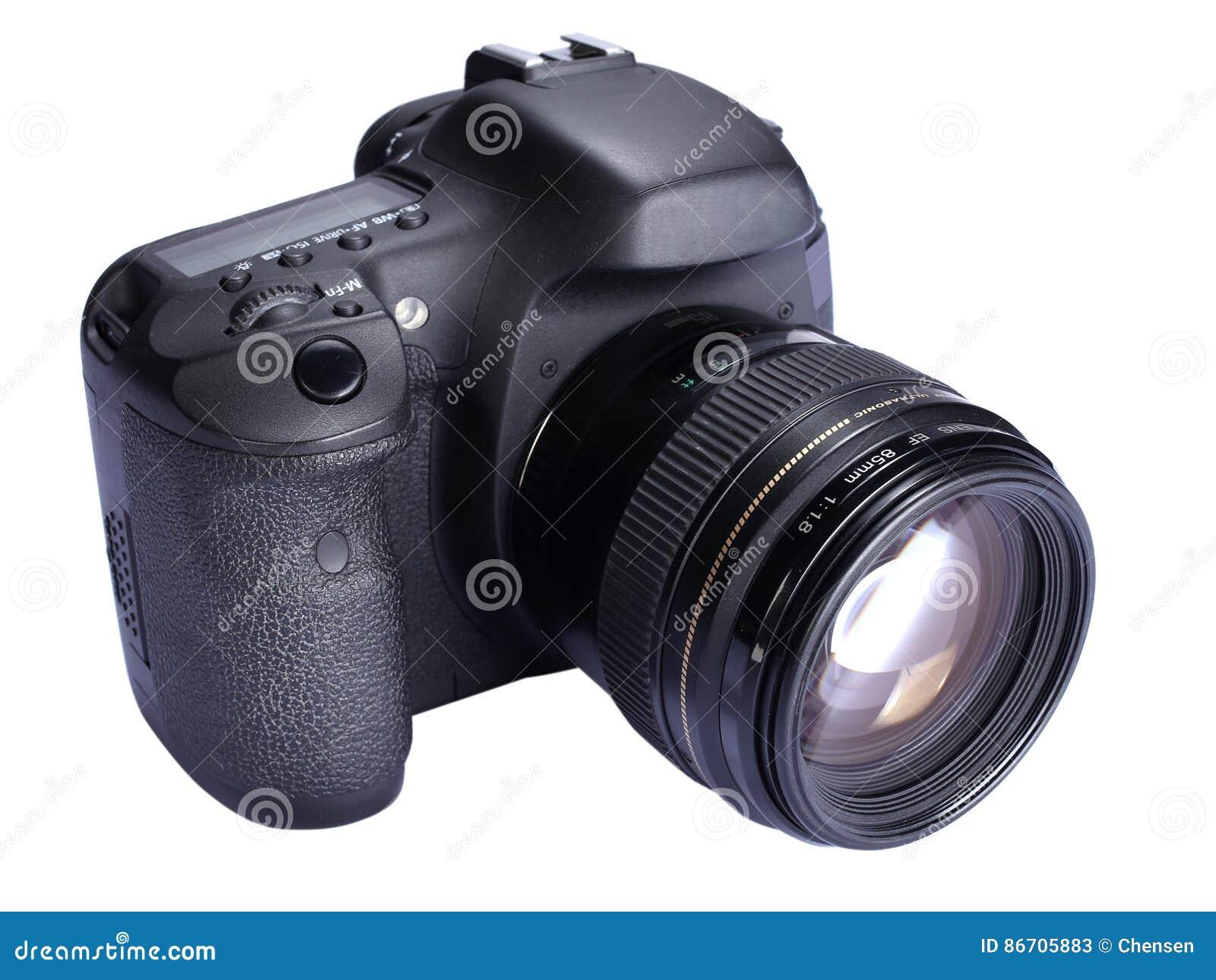 Cyfrowy kamery dslr