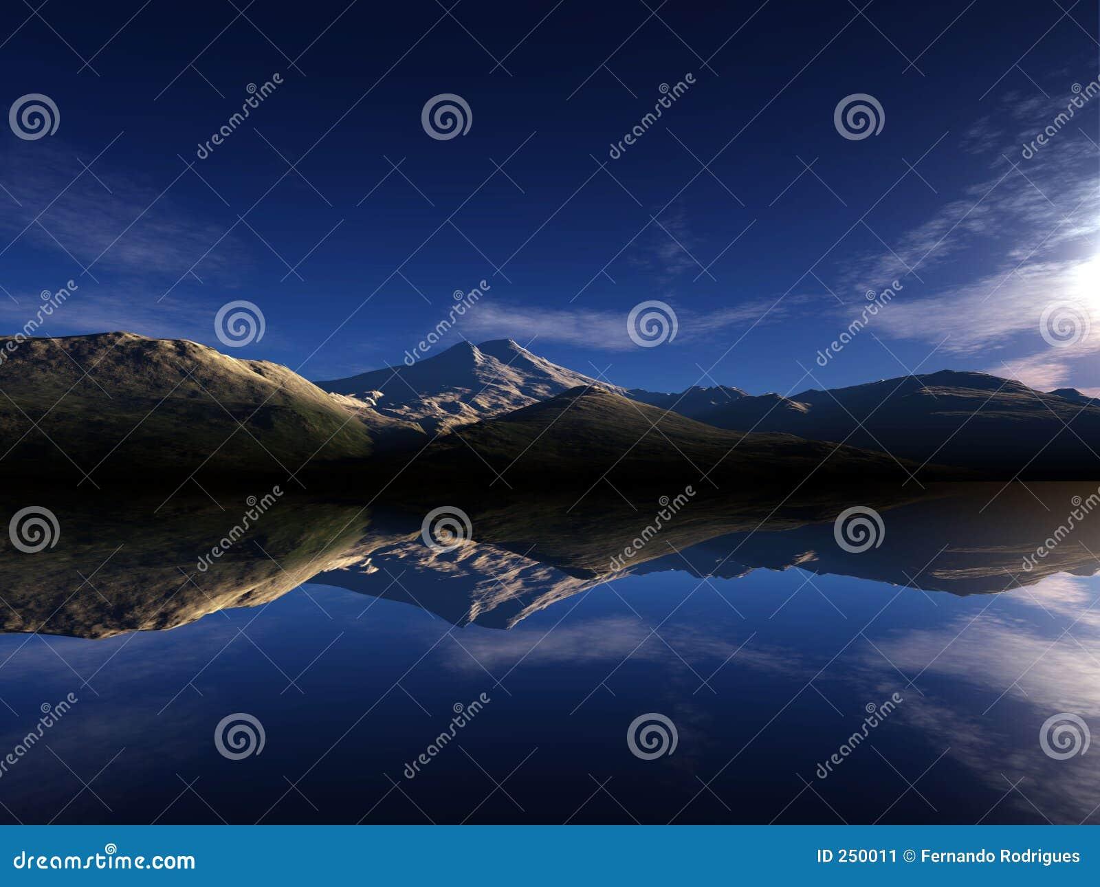 Cyfrowy krajobrazu