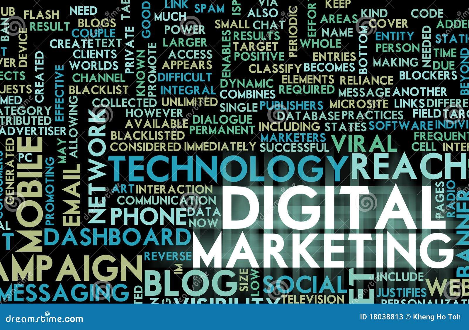 Cyfrowy marketing