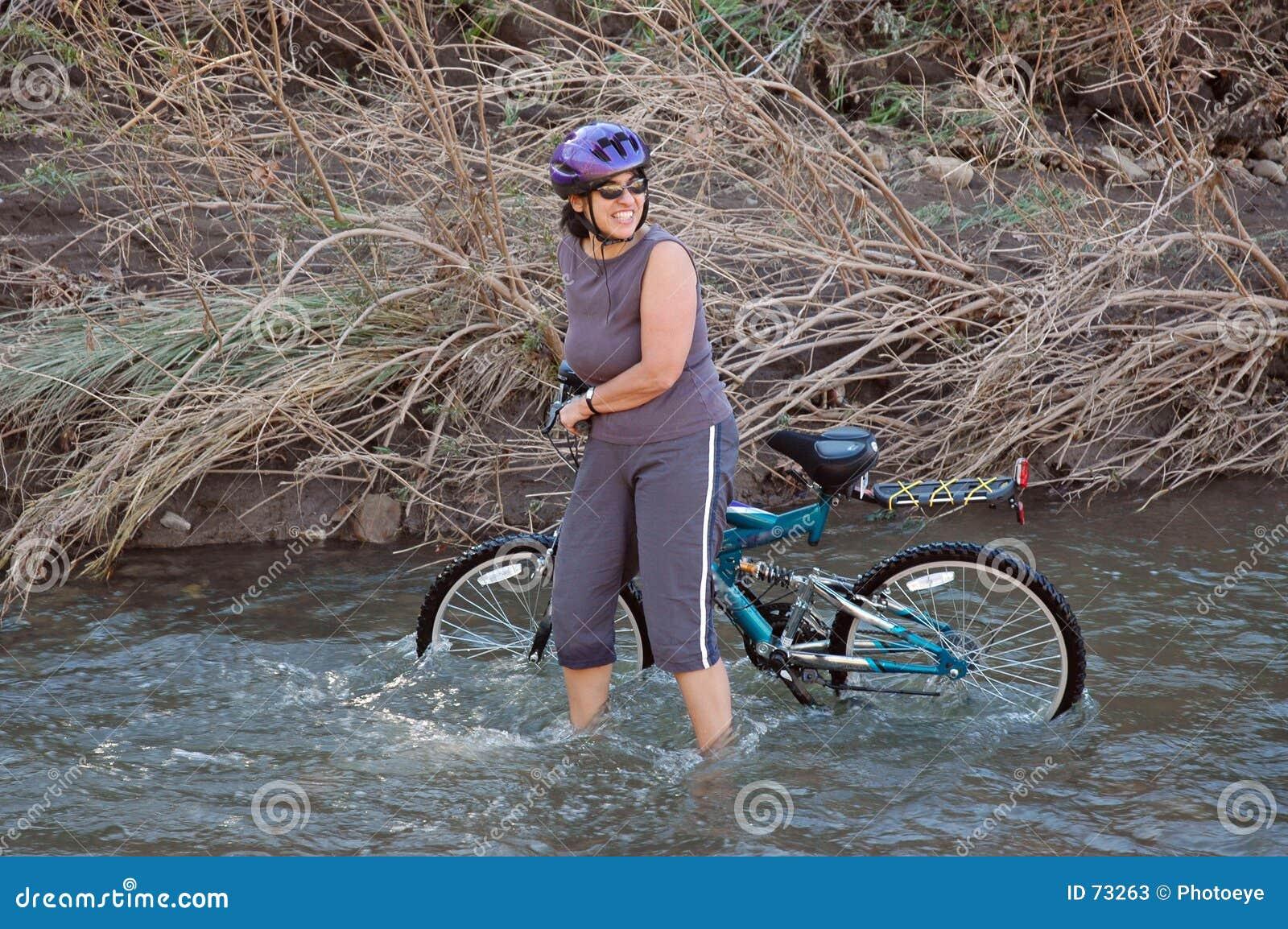 Cykelströmkvinnor