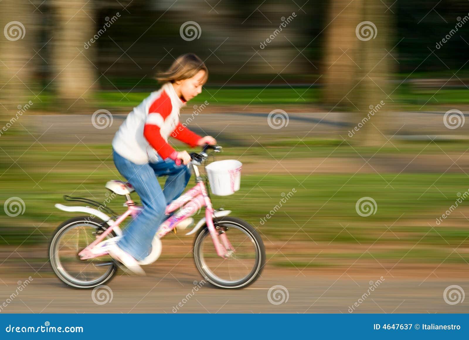 Cykla snabbt