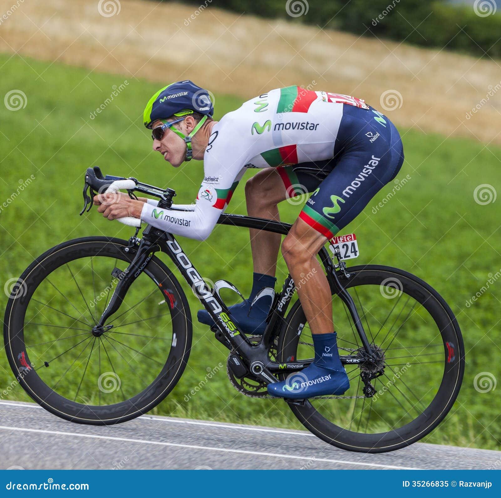 Cyklisten Rui Alberto Costa