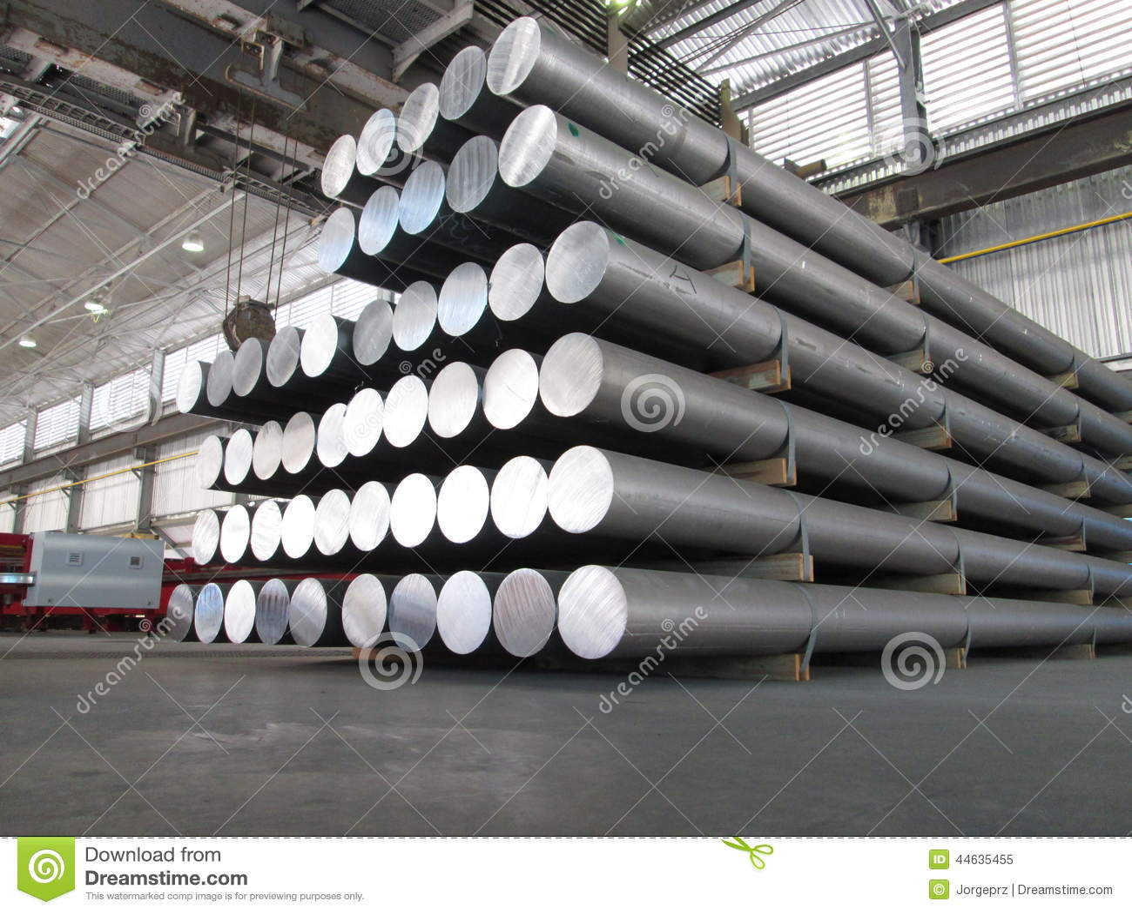 Cylindres en aluminium