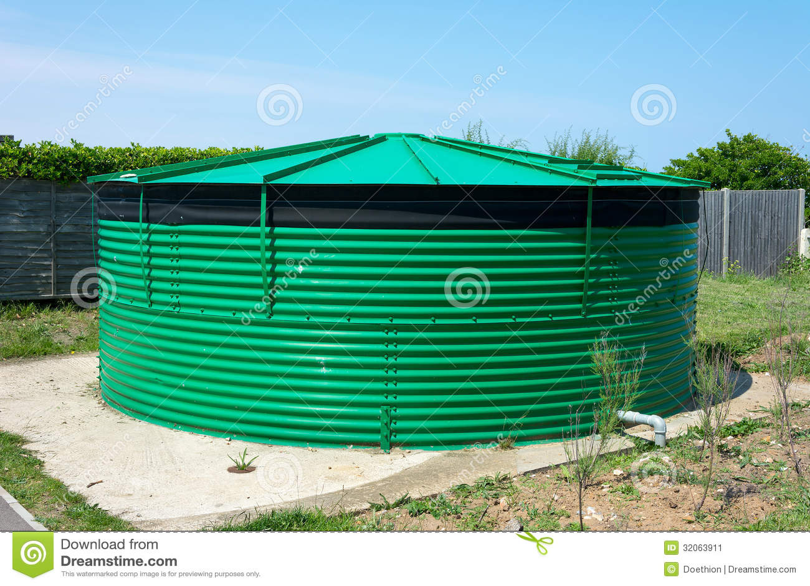 Water Tank Irrigation System : Sprinkler underground tfm test and the statute