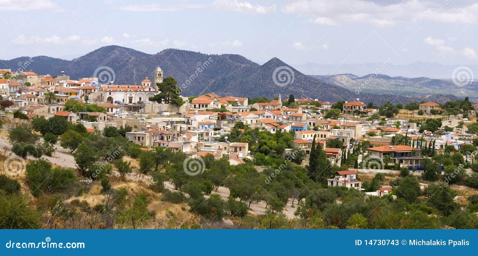 Cyprus lefkaraby