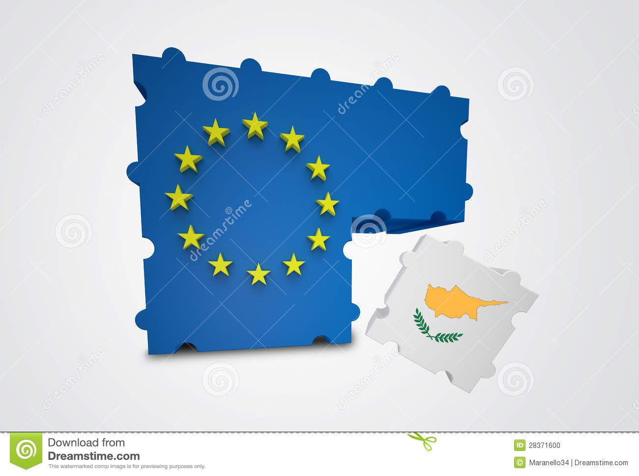 Cyprus removed from the European Union
