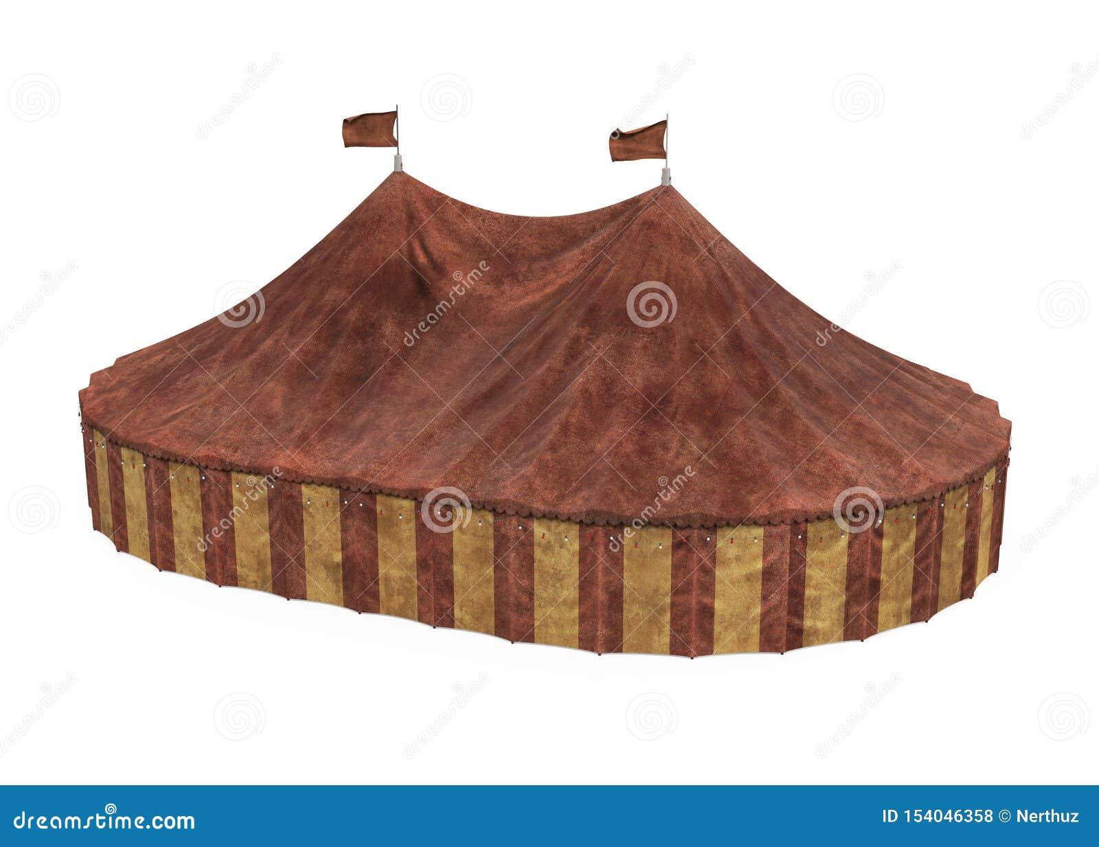 Cyrkowy namiot Odizolowywaj?cy
