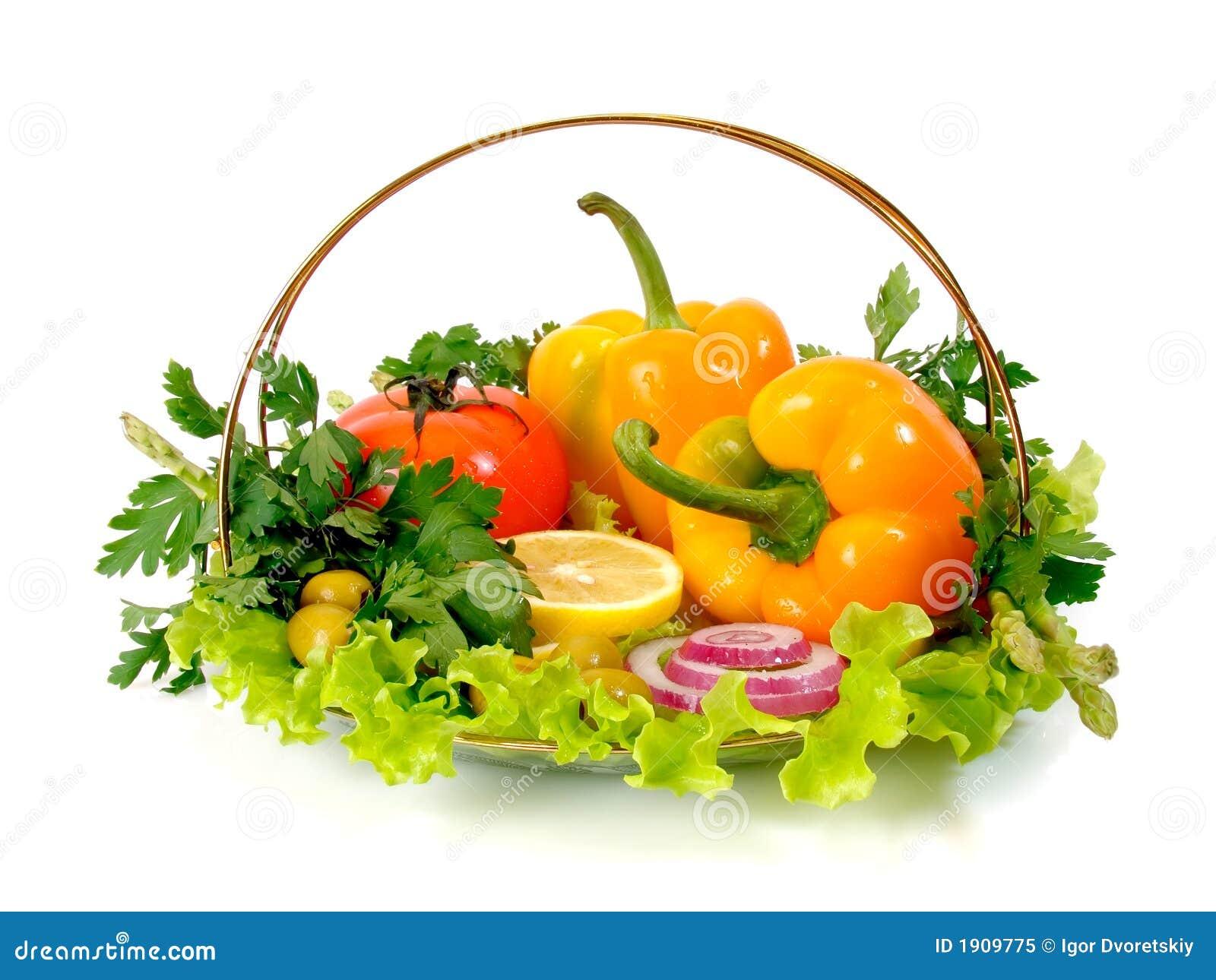 Cytryn warzywa