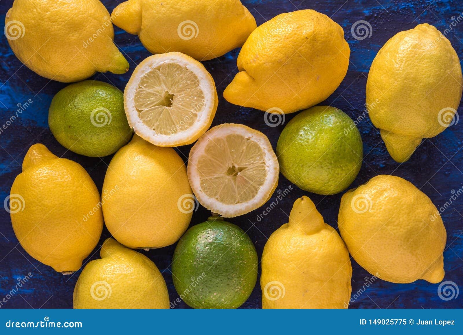 Cytryna i Wapno