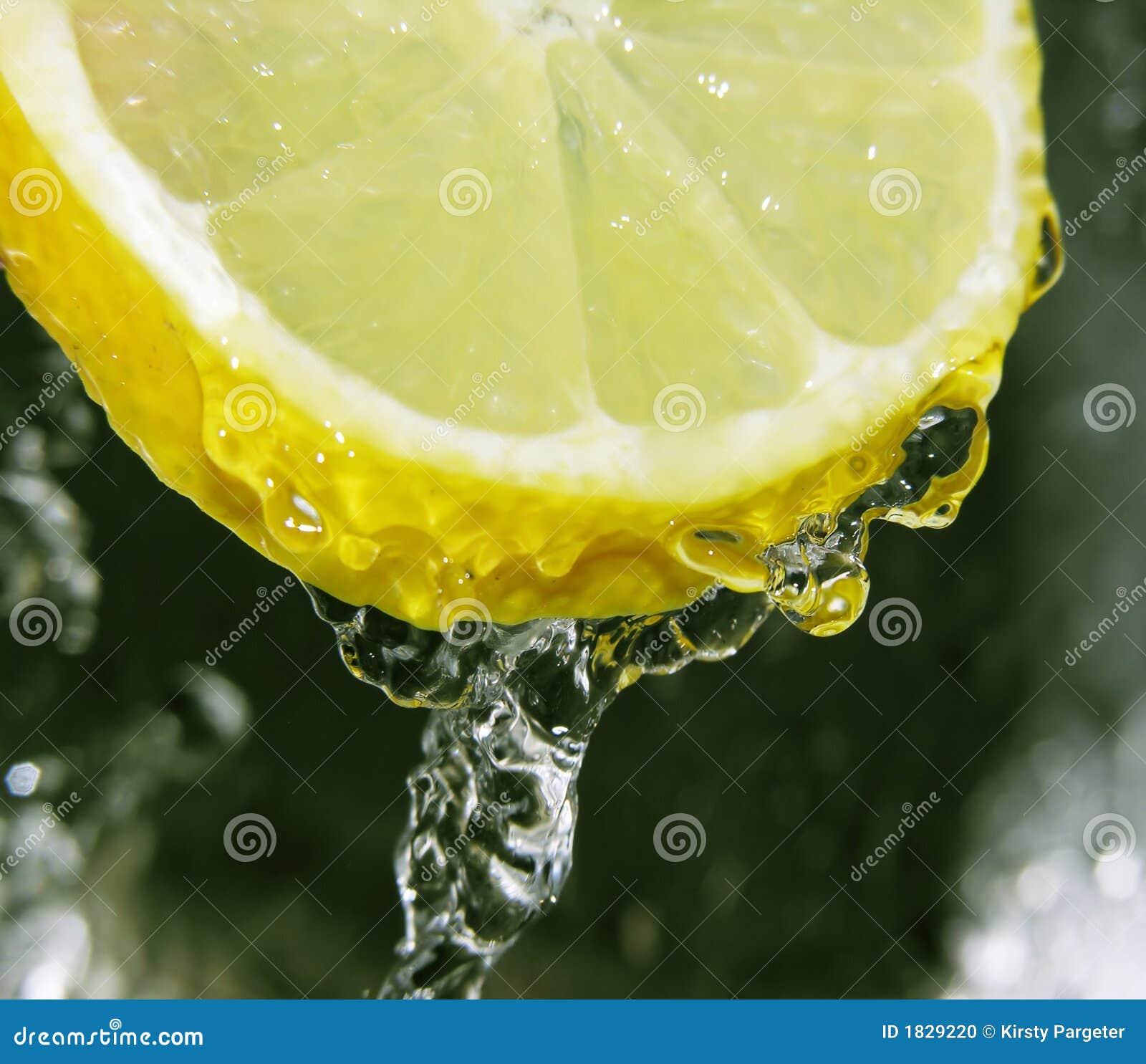 Cytryny odświeżenie