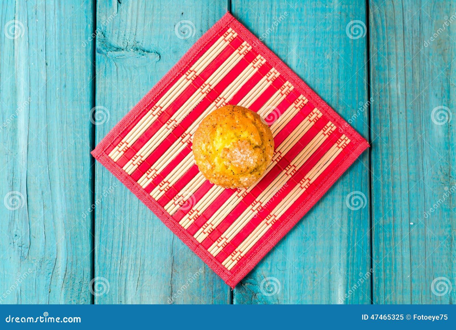 Cytryny słodka bułeczka