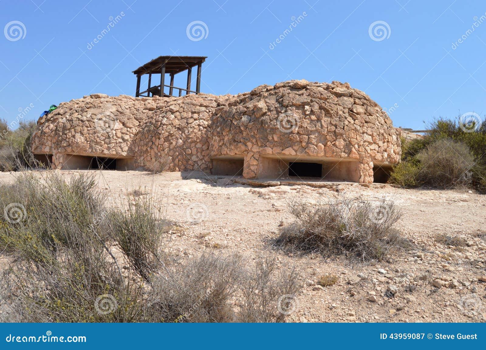 Cywilnej wojny fort