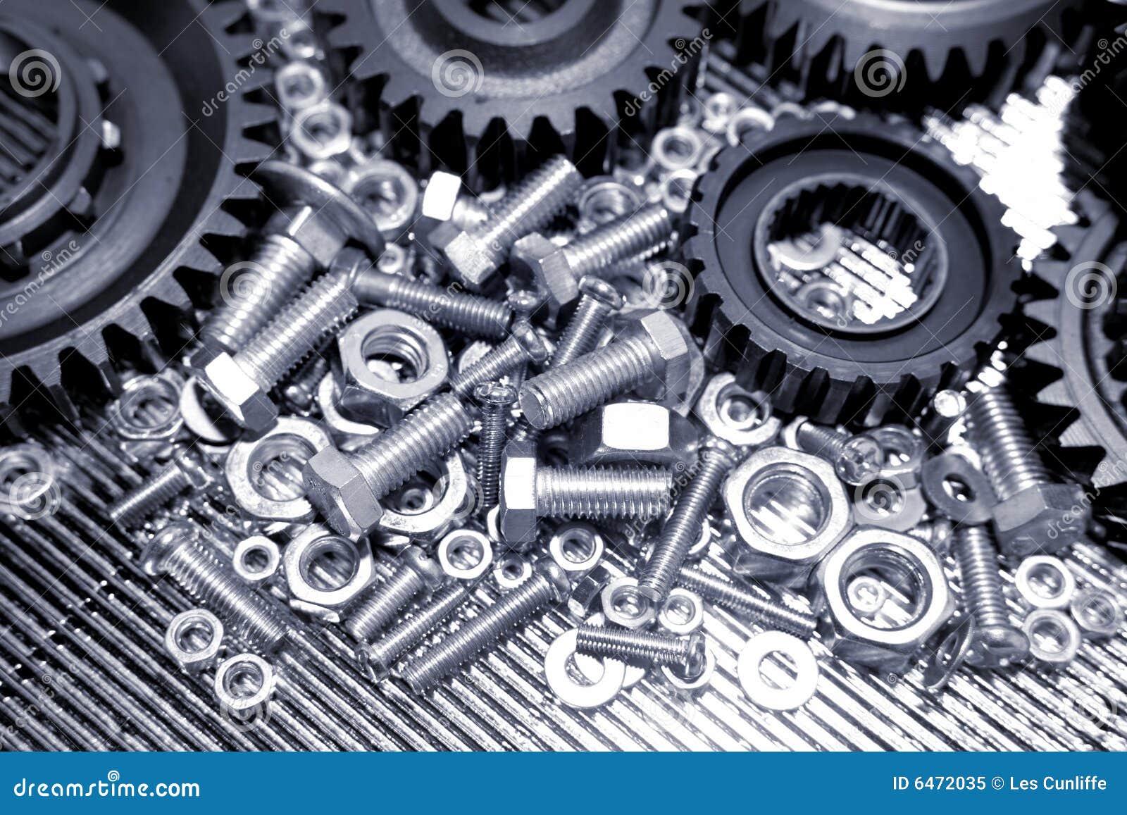 Części maszyn