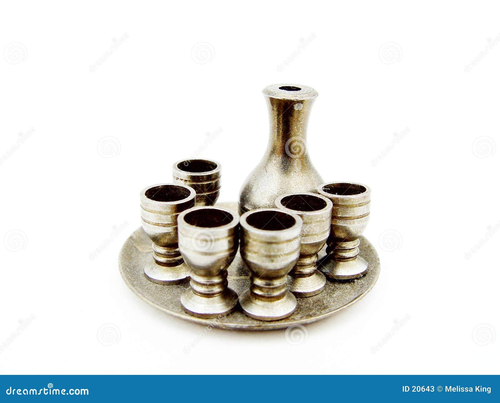 Czara srebra