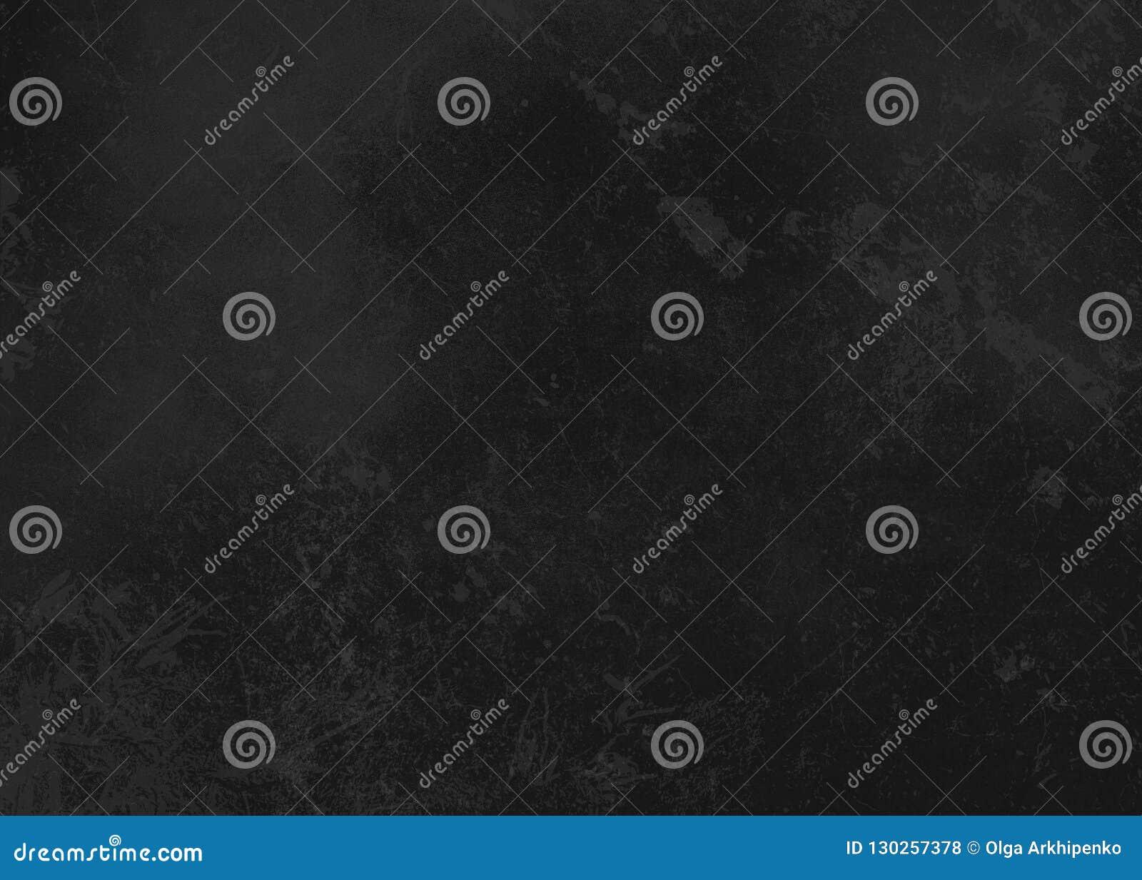 Czarna abstrakcjonistyczna podława textured tło tekstura stary papier Puści tło projekta sztandaru skutka narysy