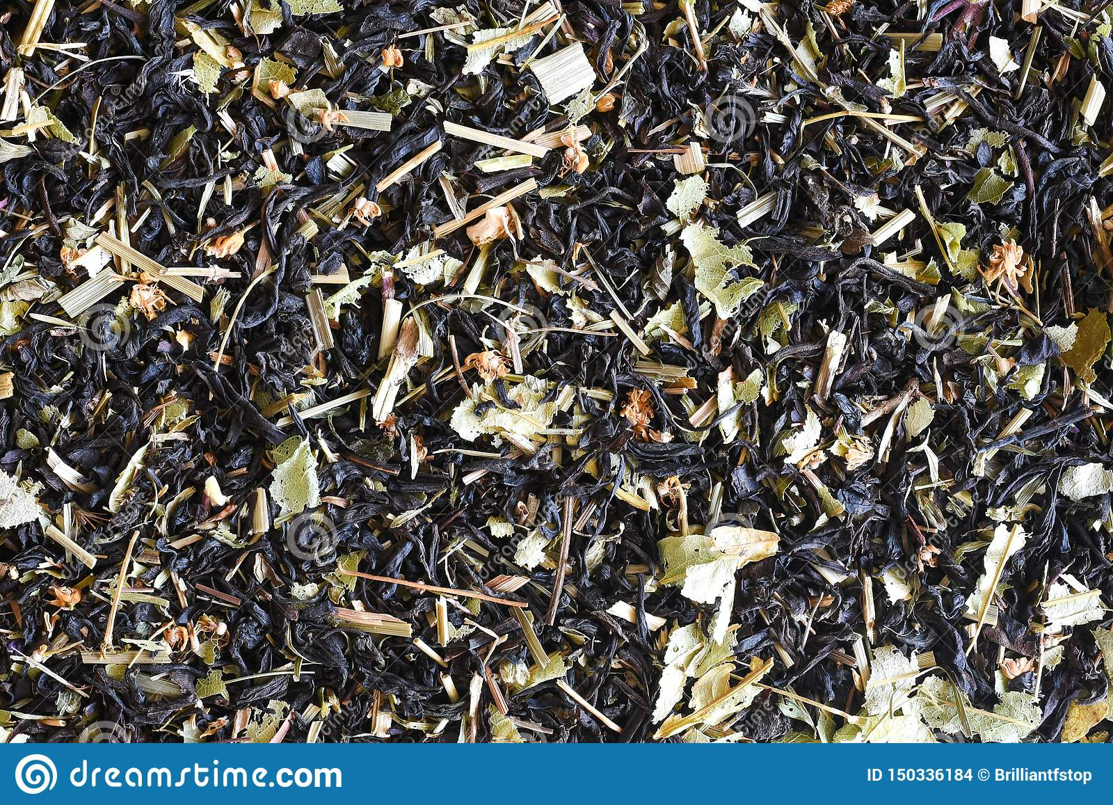 CZARNA ROSYJSKA ZIOŁOWA herbata 05