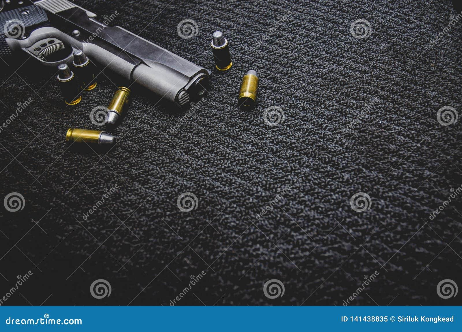 Czarna wojenna broń